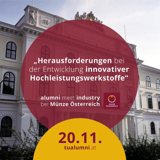 Alumni meet Industry |