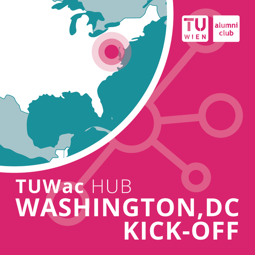 Kick-Off Event des TU Wien alumni club Washington, DC
