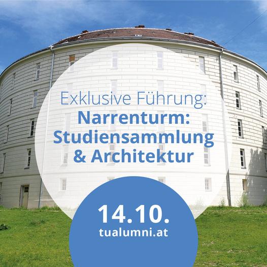 Kombiführung Studiensammlung und Architektur des Narrenturm
