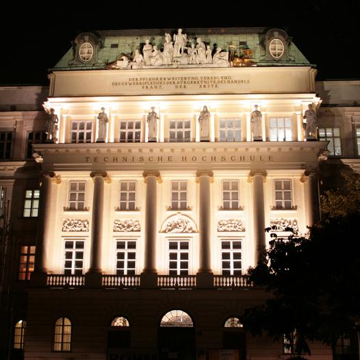 Exklusive Führung: TU Wien Campus Karlsplatz