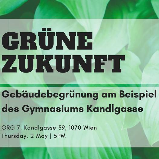 TUtheTOP alumni club | Grüne Zukunft | Environmental Circle #3